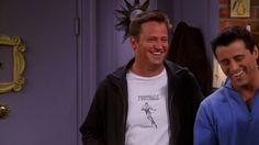 Friends Season 6, Friends Moments, Chandler Bing, Women, Woman