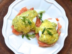 Eggs Benedict is a brunch classic, and smoked salmon is a welcome addition to any morning table.