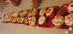 Activity day girls cupcake war