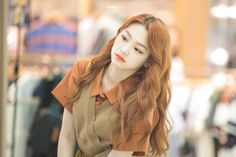 Sun And Clouds, Kpop Girls, Anime Girls, Girl Crushes, Asian Beauty, Girl Group, Idol, Coat, Archive