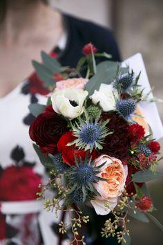 Bouquet de mariée Les fleurs de Pauline