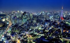 Daily Wallpaper: Tokyo, Japan | I Like To Waste My Time