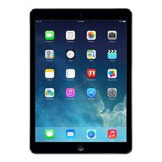 Refurbished Apple iPad Air Wifi Space Gray 128GB (MD898LL/A)