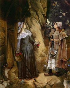 The Fairy Tale Art of Howard David Johnmson; Contemporary fairy tale and story book illustrations.""