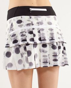 Lululemon ~Pacesetter Skirt.