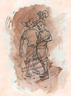Kings of Overgrove - ...the graphic novel...