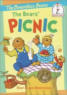 The Berenstain Bears Picnic.  Mom read this to me over and over!  I loved it when father bear got struck by lightning on his butt!  ~Christy