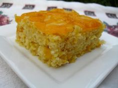 Amish Friendship Creamed Cornbread