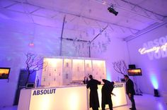 I'm looking for a contemporary clean but breath taking lighting concept Lighting – Liquor Promotion | Randal Stout Entertainment