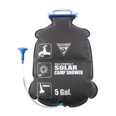 Buy the Seattle Sports PVC-Free Solar Shower - 5 Gallon and more quality Fishing, Hunting and Outdoor gear at Bass Pro Shops. Camping And Hiking, Camping Hacks, Camping Gear, Outdoor Camping, Outdoor Gear, Camping List, Backpacking, Solar Camping, Camping Lunches