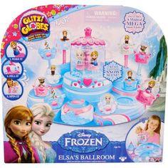 Moose Toys Glitzi Globes Disney Frozen Elsa's Ballroom