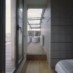 Top Floor Duplex Apartment @ Barcelona by Susanna Cots
