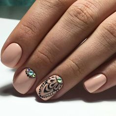 Peach Nails, Nude Nails, Stiletto Nails, Glam Nails, Gelish Nails, My Nails, Summer Toe Nails, Manicure Y Pedicure, Luxury Nails