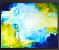 Abstract Acrylic Painting - Contemporary Wall Art - Modern