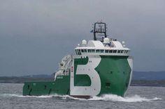 Bourbon Orca by Konajra, supply vessel via Flickr