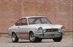 masterpiston:  1966 Fiat Abarth 1300 Coupe.