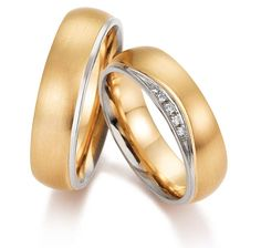 Trauring 28370/6, Ehering 28370/6 mittel-weissgold und den Legierungen 585,750 und den Ringbreiten 6