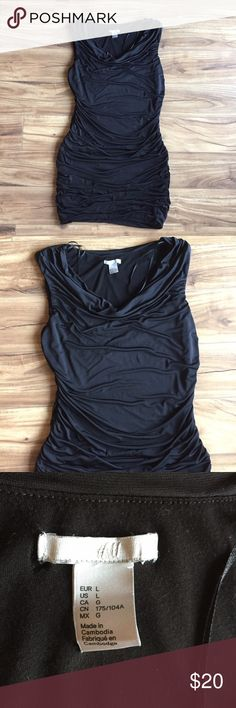 H&M Black Dress Like new! Worn maybe 3x total. Great dress for a night out. H&M Dresses Mini