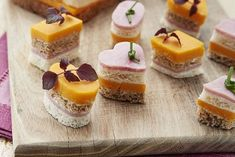 Mini Appetizers, Cooking Classes, Happy Kids, High Tea, Food Styling, Food Art, Catering, Panna Cotta, Cheesecake