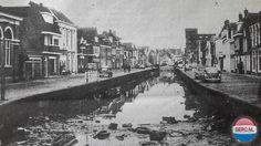 Het Vliet Leeuwarden (jaartal: 1960 tot 1970) - Foto's SERC