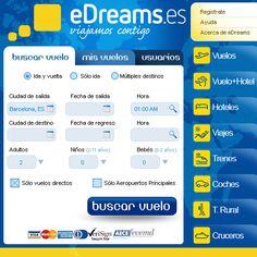 Edreams Map, Style, Web Design, Zaragoza, Hotels, Destiny, Viajes, Swag, Stylus