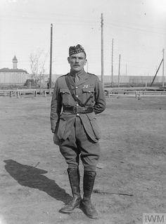 British; Royal Scots, Colonel, c.1916(?)