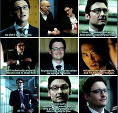 James Wesley. Because he's awesome. In spite of the whole aiding and abetting human trafficking thing. #Daredevil