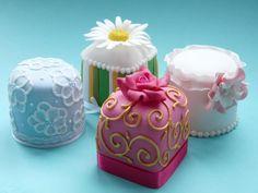 Assorted Mini Cakes by Rachel's Cakes