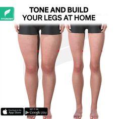 Leg Workout Women, Full Body Gym Workout, Leg Workout At Home, Gym Workout For Beginners, Gym Workout Tips, Fitness Workout For Women, Butt Workout, Workout Videos, Workout Partner