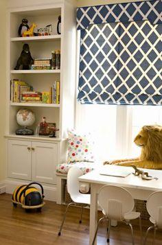 Lovely little boys room.