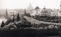 Вот такой был Кремль при Сталине.
