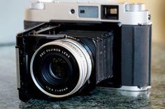 Para los amantes del Film, revisión de una gran cámara de retrato Fujifilm GF670