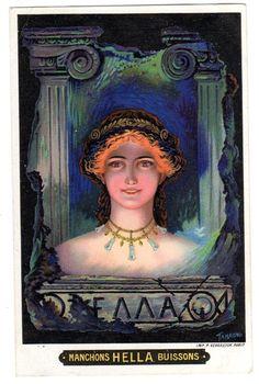 Postcard French Hella Artist Signed Tamagno | eBay