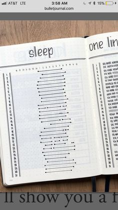 sleep tracker Bullet journal layout ideas and bullet journal inspiration, bullet journal doodles, bullet journal covers Bullet Journal Tracker, Bullet Journal School, Planner Bullet Journal, Bullet Journal Notebook, Bullet Journal Spread, Bullet Journal Inspo, Bullet Journals, Bullet Journal Index Layout, Bullet Journal Design Ideas