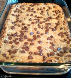 German Chocolate Cake Bars - These were excellent. They were very soft, and kept very well in an air tight container for almost a week.