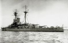 HMS Revenge (pennant number: 06) was the lead ship of the Revenge-class battleships built for the Royal Navy during World War I | JC's Naval, Marine and Military