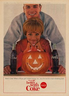 halloween coke