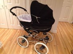 Bebecar Stylo Black Glitter Vgc-New-Wheels ebay.co.ik 300 £