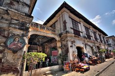 "photo: flickr/ perry aragon: ""One of the earliest Spanish settlements in the Philippines, Vigan was founded in 1572 by Juan de Salcedo who patterned its design on that of Intramuros (Old Manila).  Today, Vigan retains much of the patina of 18th century Castillan architecture as seen in some 150 stone houses which stand on Crisologo Street. Many of these ancestral homes are still in good condition and some have been turned into cozy inns, museums, and souvenir shops""."