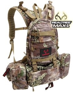Eastern Hunting Backpacks from Hunt Hard Llc.