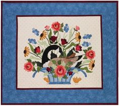 P3 Designs: Shop   Category: Patterns   Product: Nesting Goose