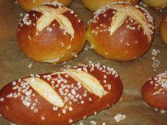 schnelle softe Laugenbrötchen   kochen & backen leicht gemacht mit Schritt für Schritt Bilder von & mit Slava