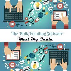 The #BulkEmailingTool with #Ultimate #Features  #BulkEmailTool  #MailMyIndia