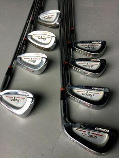 Ben Hogan Edge Forged  Golf Clubs Irons ~3,4,5,6,8,9,SW/EW~PRE OWNED~MISSING 7 #BenHogan