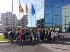 En Chocolates Valor #ChocolatesValor #HZEELAND #Holandeses #Alicante #UA #2014 #CSI #ALCexperience #ExperienceUA #SpanishCoursesUA #ErasmusUA2014