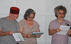 A Fisesp em parceria com o Museu Judaico de São Paulo realizaram o primeiro Encontro de Iidiche no Arquivo Histórico.