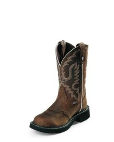 Justin Women's Aged Bark Boot - L9909