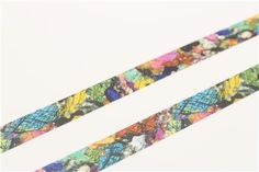 mt ex Washi Masking Tape deco tape colorful phenocryst 2