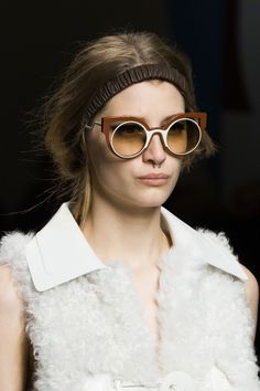 Fendi | Fall 2015 Fashion Show Beauty | The Imprint