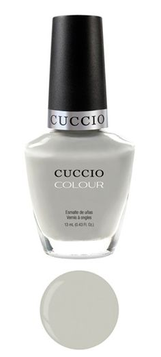 Cuccio Colour - New Pastels Collection - Quick as a Bunny